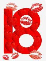 życzenia I Kartki Na 18 Urodziny Wyślij Przez Sms Na Telefon Lub